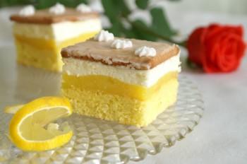 Ciasto cytrynka
