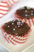 Muffinki czekoladowo-wiśniowe