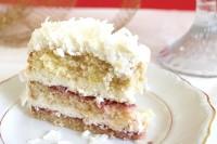 Tort kokosowy